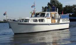 Fidego 1000 AK, Motor Yacht Fidego 1000 AK for sale by Jachtbemiddeling van der Veen - Terherne