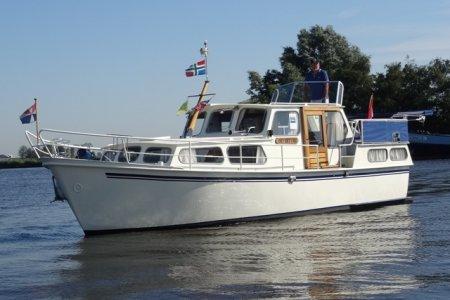 Fidego 1000 AK, Motorjacht Fidego 1000 AK te koop bij Jachtbemiddeling van der Veen - Terherne