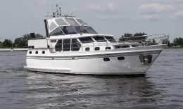 Valk Content 1260, Motor Yacht Valk Content 1260 for sale by Jachtbemiddeling van der Veen - Terherne