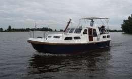 Rogger 950 AK, Motor Yacht Rogger 950 AK for sale by Jachtbemiddeling van der Veen - Terherne