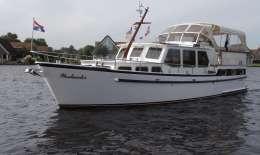 Super Lauwersmeerkruiser 1250 AK, Motor Yacht Super Lauwersmeerkruiser 1250 AK for sale by Jachtbemiddeling van der Veen - Terherne