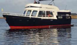 De Ruiter Fly Bridge, Motor Yacht De Ruiter Fly Bridge for sale by Jachtbemiddeling van der Veen - Terherne