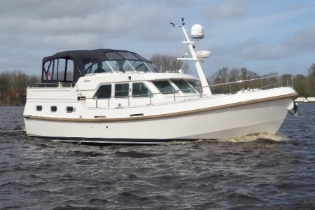 Linssen Grand Sturdy 430 AC Mark II Twin, Motor Yacht Linssen Grand Sturdy 430 AC Mark II Twin for sale at Jachtbemiddeling van der Veen - Terherne