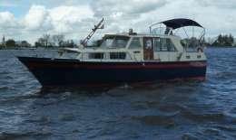 Tjeukemeer Motorkruiser, Motor Yacht Tjeukemeer Motorkruiser for sale by Jachtbemiddeling van der Veen - Terherne
