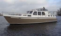 Amirante 2000, Motor Yacht Amirante 2000 for sale by Jachtbemiddeling van der Veen - Terherne