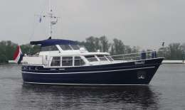 Zuiderzee Passaat 50, Motor Yacht Zuiderzee Passaat 50 for sale by Jachtbemiddeling van der Veen - Terherne