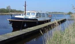 Hellingskip 1000 OK, Motor Yacht Hellingskip 1000 OK for sale by Jachtbemiddeling van der Veen - Terherne
