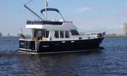 Zuiderzee Dogger 38 OK Fly, Motor Yacht Zuiderzee Dogger 38 OK Fly for sale by Jachtbemiddeling van der Veen - Terherne