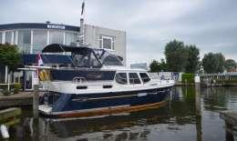 Thomasz Yacht 1060 Business Class, Motor Yacht Thomasz Yacht 1060 Business Class for sale by Jachtbemiddeling van der Veen - Terherne