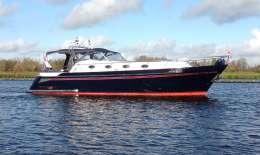 Thomasz Tristan Business Class 40 BC, Motor Yacht Thomasz Tristan Business Class 40 BC for sale by Jachtbemiddeling van der Veen - Terherne