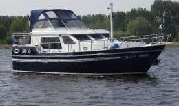Zuiderzee Alpa 35 AK, Motor Yacht Zuiderzee Alpa 35 AK for sale by Jachtbemiddeling van der Veen - Terherne