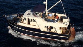 Rhea 47' Trawler, Motor Yacht Rhea 47' Trawler for sale at NAUTIS