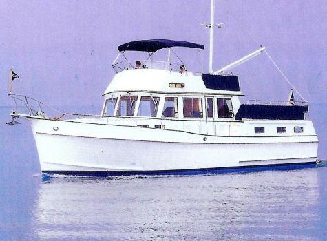 AMERICAN MARINE Grand Banks 42 Motoryacht, Bateau à moteur  for sale by NAUTIS