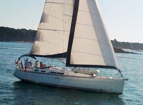 Dufour 455 Anniversary Edition 40, Voilier  for sale by NAUTIS