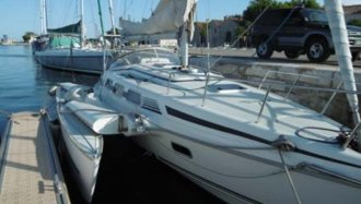 Quorning Boats Dragonfly 1000, Voilier Quorning Boats Dragonfly 1000 te koop bij NAUTIS