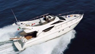 Ferretti 460, Motor Yacht Ferretti 460 for sale at NAUTIS