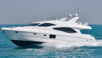 Majesty Yachts 77', Bateau à moteur Majesty Yachts 77' te koop bij NAUTIS