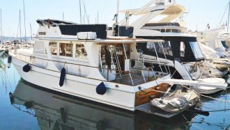Grand Banks 46 Europa, Motor Yacht Grand Banks 46 Europa for sale at NAUTIS