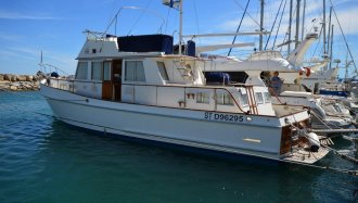 Grand Banks 46 Classic, Motor Yacht Grand Banks 46 Classic for sale at NAUTIS