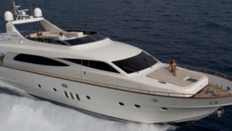 Canados 86', Motor Yacht Canados 86' for sale at NAUTIS