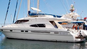 Sealine T52, Motor Yacht Sealine T52 for sale at NAUTIS