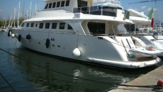 Gianetti Navetta 85, Motor Yacht Gianetti Navetta 85 for sale at NAUTIS