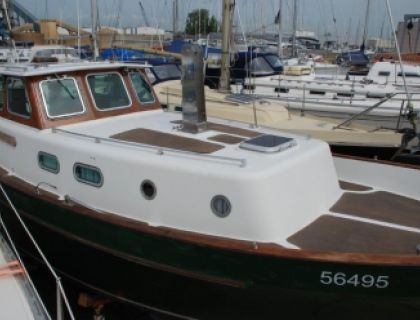 Dartsailer 30, Motorsailor  for sale by Jachtmakelaardij Lemmer Nautic