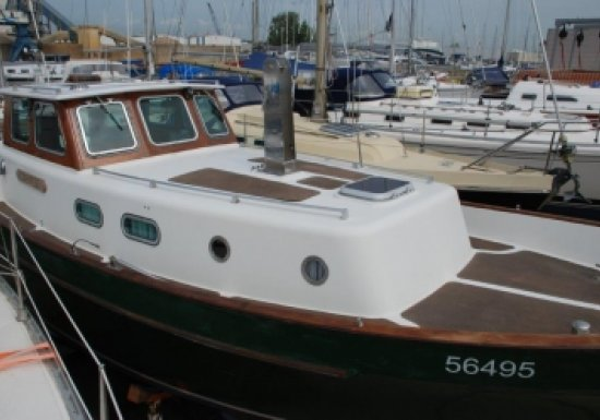 , Motorzeiler  for sale by Jachtmakelaardij Lemmer Nautic