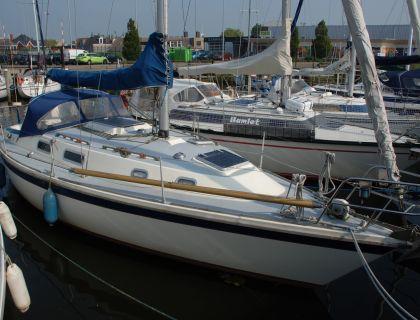 Westerly Fulmar 32, Zeiljacht  for sale by Jachtmakelaardij Lemmer Nautic