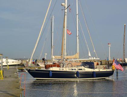 Camper & nicholson 35, Sailing Yacht  for sale by Jachtmakelaardij Lemmer Nautic