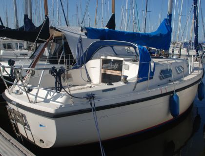 Marieholm 32E, Zeiljacht  for sale by Jachtmakelaardij Lemmer Nautic