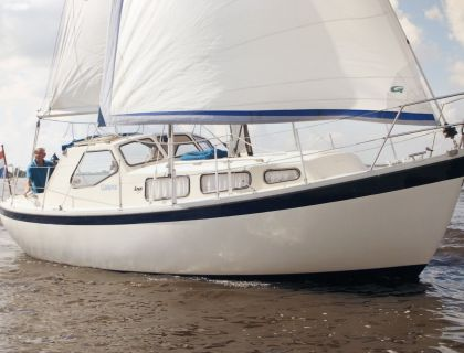 LM 27, Zeiljacht  for sale by Jachtmakelaardij Lemmer Nautic