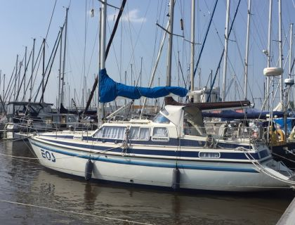 Mascot 35 Decksalon, Zeiljacht  for sale by Jachtmakelaardij Lemmer Nautic