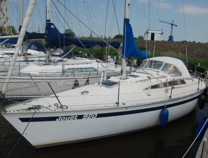 Jouet 920, Zeiljacht  for sale by Jachtmakelaardij Lemmer Nautic