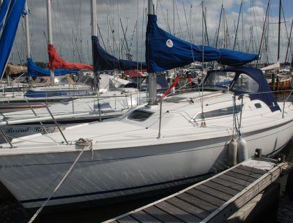 Jeanneau Sun Odyssey 28.1, Zeiljacht  for sale by Jachtmakelaardij Lemmer Nautic