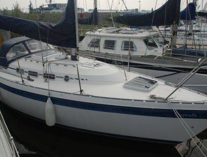 Friendship 28 MK 3, Sailing Yacht  for sale by Jachtmakelaardij Lemmer Nautic