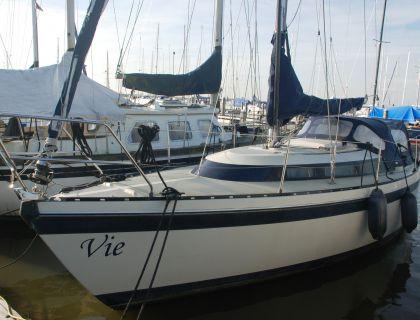 Friendship 28 MK1, Sailing Yacht  for sale by Jachtmakelaardij Lemmer Nautic