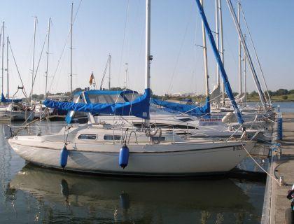 Marieholm 261, Sailing Yacht  for sale by Jachtmakelaardij Lemmer Nautic