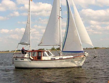 Nauticat 33, Zeiljacht  for sale by Jachtmakelaardij Lemmer Nautic