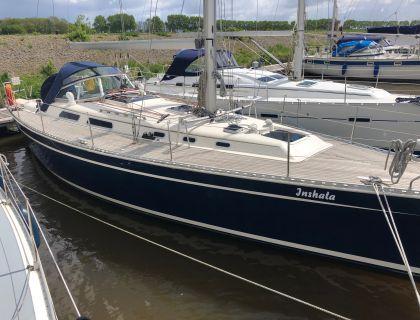 Hanse 401, Segelyacht  for sale by Jachtmakelaardij Lemmer Nautic