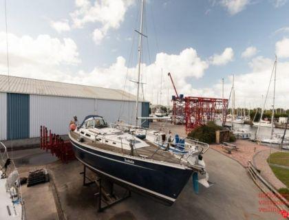 Hanse 401, Sailing Yacht  for sale by Jachtmakelaardij Lemmer Nautic