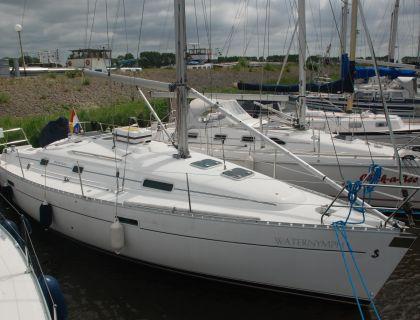 Beneteau Oceanis 331 Clipper, Sailing Yacht  for sale by Jachtmakelaardij Lemmer Nautic