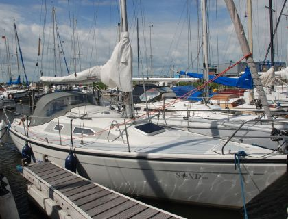 Dehler 28 S TOP, Segelyacht  for sale by Jachtmakelaardij Lemmer Nautic
