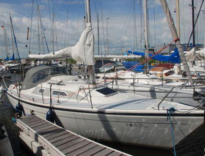 Dehler 28 S TOP, Sailing Yacht  for sale by Jachtmakelaardij Lemmer Nautic
