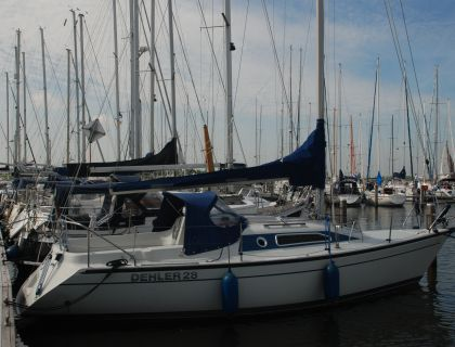 Dehler 28, Segelyacht  for sale by Jachtmakelaardij Lemmer Nautic