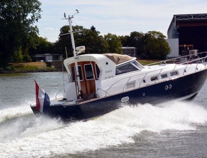 Linssen 45 Cabriotop, Motor Yacht  for sale by Jachtmakelaardij Lemmer Nautic