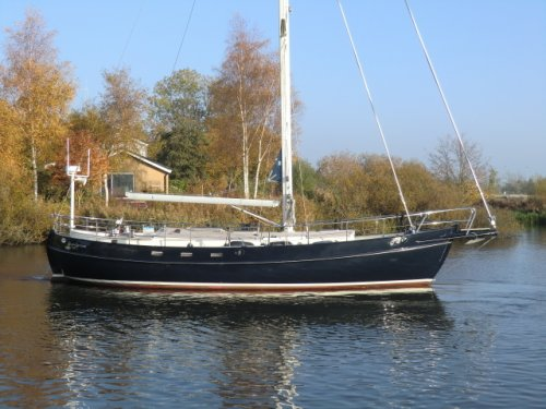 Danish Rose 39, Zeiljacht  for sale by Nautisch Kwartier Stavoren