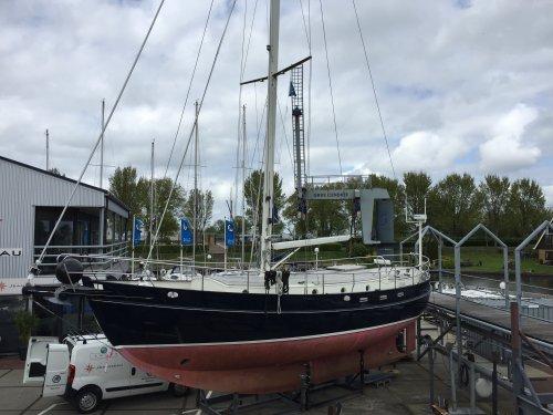 Danish Rose 39, Zeiljacht  for sale by Nautisch Kwartier Stavoren