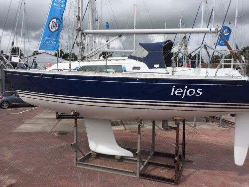 Winner 950, Zeiljacht  for sale by Nautisch Kwartier Stavoren