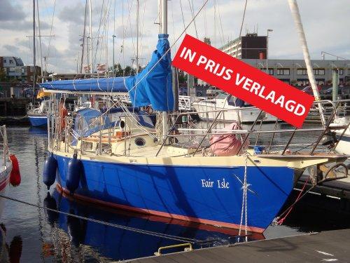 Gebra 35, Zeiljacht  for sale by Nautisch Kwartier Stavoren
